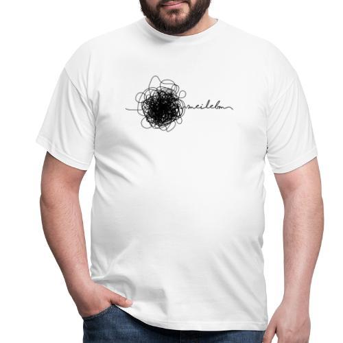Vorschau: mei lebm - Männer T-Shirt