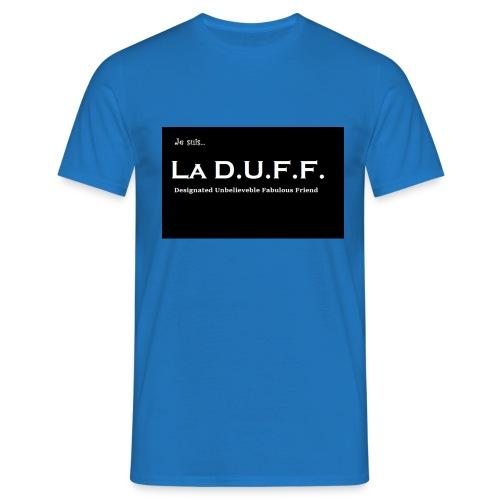 Je Suis... La D.U.F.F. - Mannen T-shirt