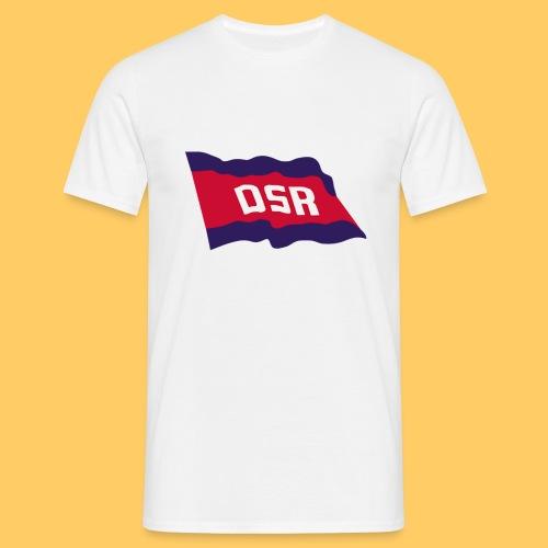 DSR Flagge - Männer T-Shirt