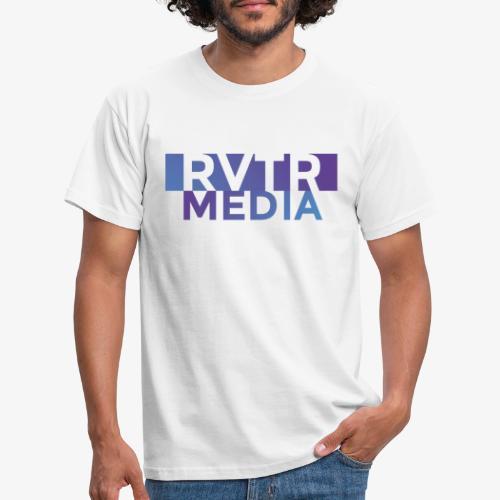 RVTR media NEW Design - Männer T-Shirt