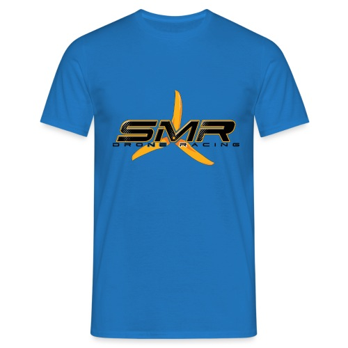 SMR WHITE - T-shirt Homme