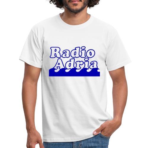 RadioAdria Logo - Männer T-Shirt