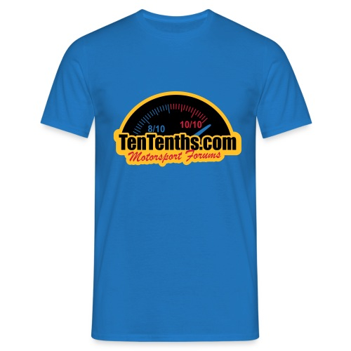 3Colour_Logo - Men's T-Shirt