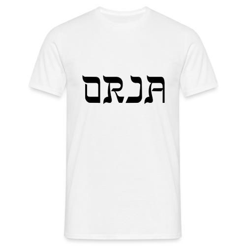 ORJA - Miesten t-paita