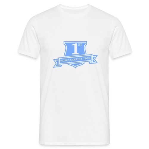 World Modesty Tour - Men's T-Shirt