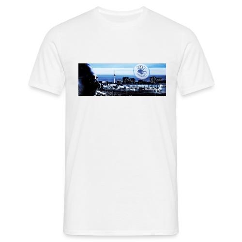 Skyline / Logo Can T - Shirt - Männer T-Shirt
