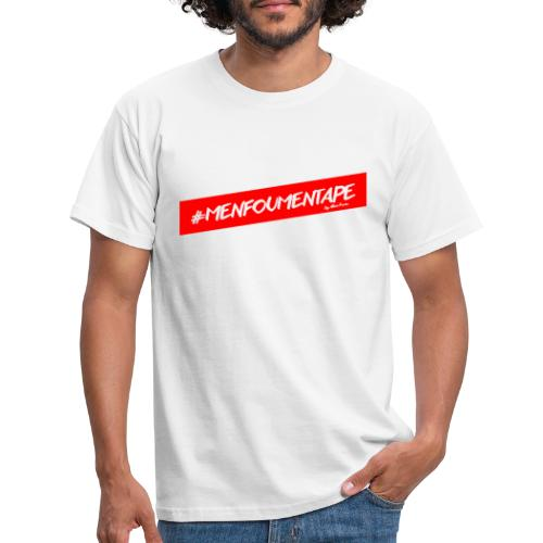 MENFOUMENTAPE Hashtag by Alice Kara - T-shirt Homme