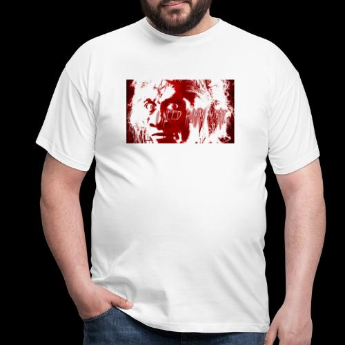 Ich brauche menschliches Fleisch - Männer T-Shirt