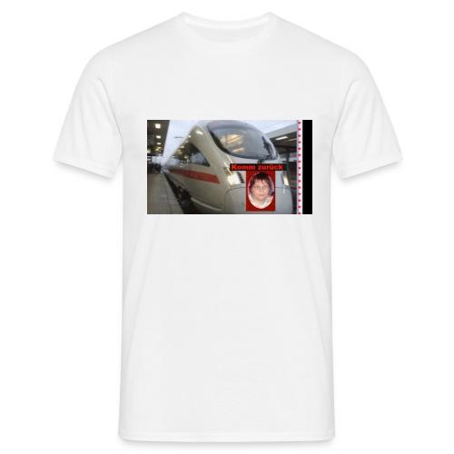 Oma Perle - Männer T-Shirt