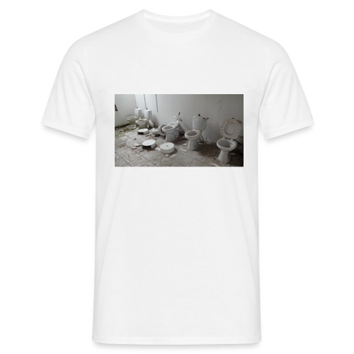 Toilets - Herre-T-shirt