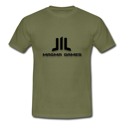 Magma Games S4 hoesje - Mannen T-shirt