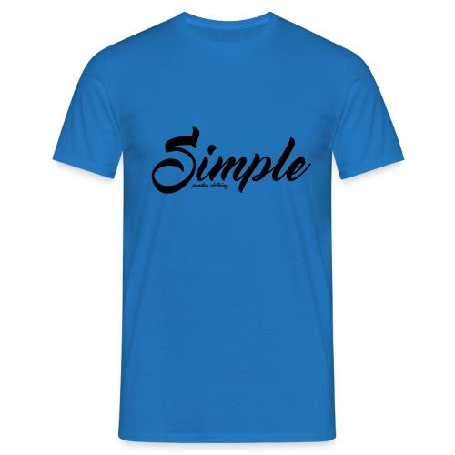 Simple: Clothing Design - Men's T-Shirt