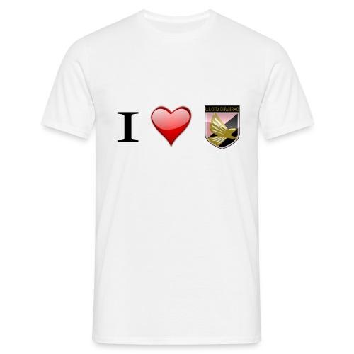 I Love Palermo - Maglietta da uomo