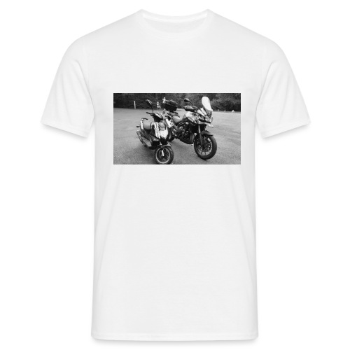 50cc ft 1200cc ! - T-shirt Homme