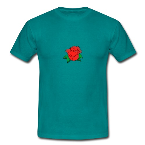 Rosa - Maglietta da uomo