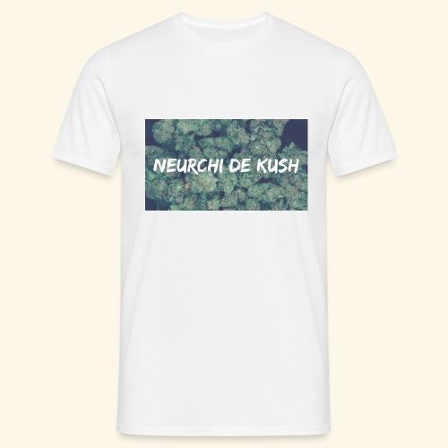 NEURCHI DE KUSH - T-shirt Homme
