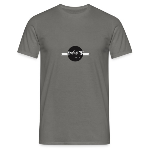BatzdiTV -Premium round Merch - Männer T-Shirt