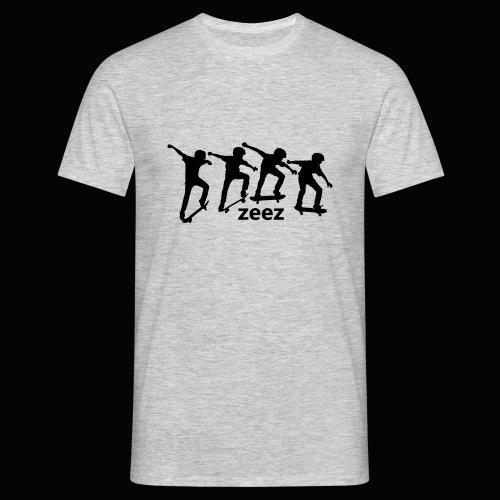 zeez skate - T-shirt Homme