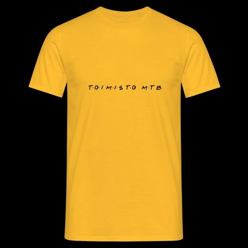 toimisto friends - Miesten t-paita
