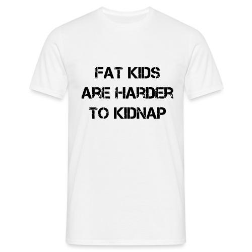 Fat - Men's T-Shirt