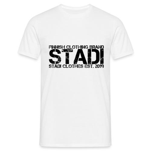 Stadi Clothes - Miesten t-paita