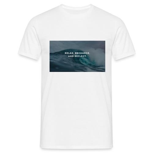 Relax Shirts - Männer T-Shirt