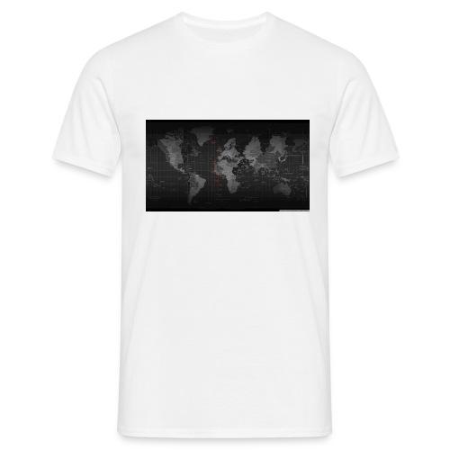 587396947 thinkpad wallpaper 1920x1080 - Männer T-Shirt