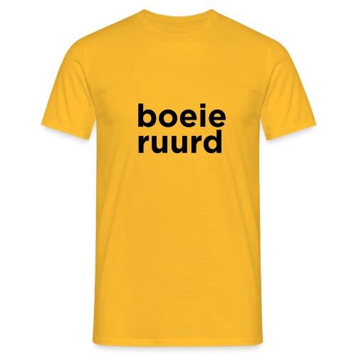 Boeie Ruurd - Mannen T-shirt