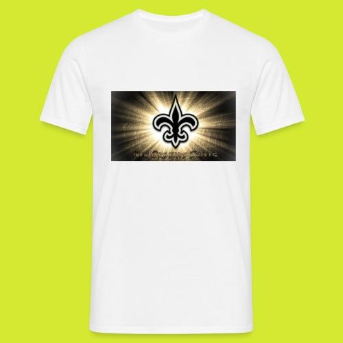 Saints, Sport USA - Männer T-Shirt