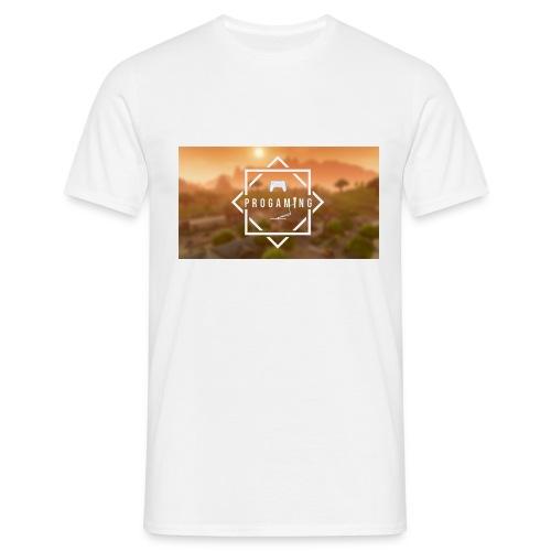 desktop back0 - Mannen T-shirt
