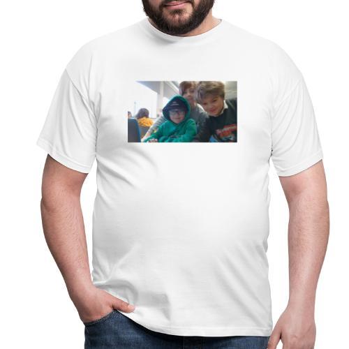 hihi - T-shirt herr