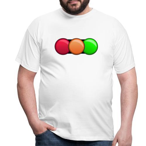 Fahrschule DAMIAN - Männer T-Shirt