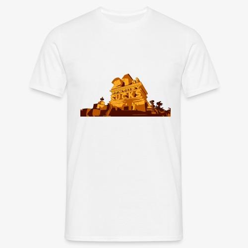 21st Century Sucks - Männer T-Shirt