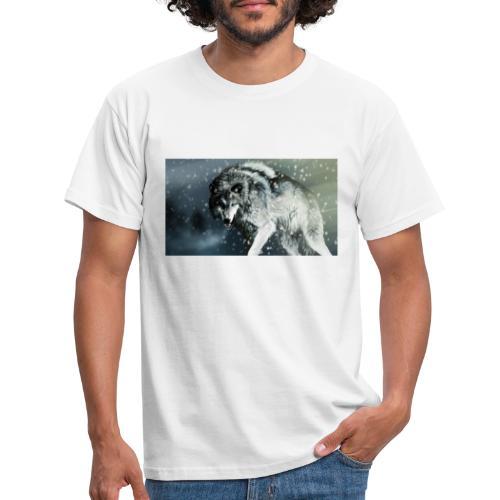 Wolf - Camiseta hombre