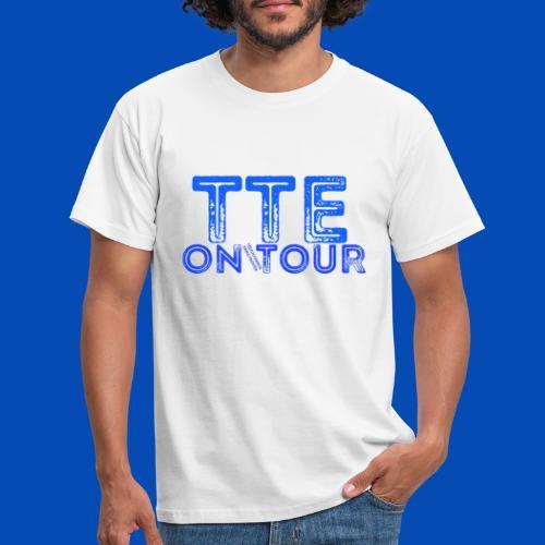 TTE ON TOUR - Männer T-Shirt