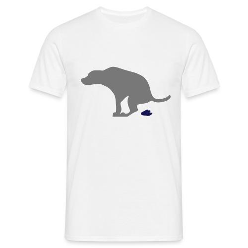 Hund - Männer T-Shirt