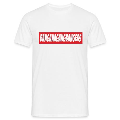 SHIRT1 png - Mannen T-shirt