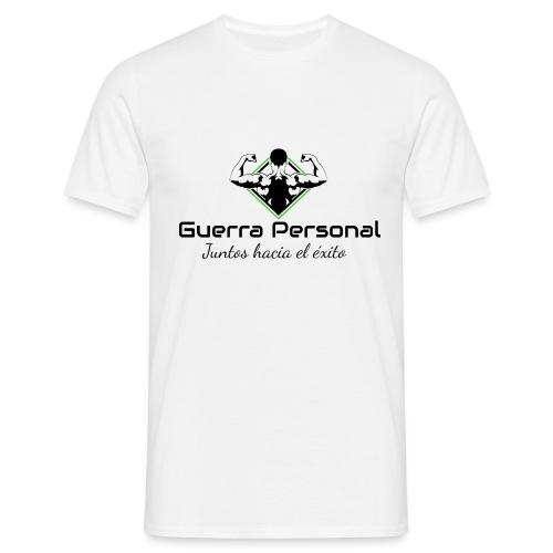 Guerra Personal - Camiseta hombre