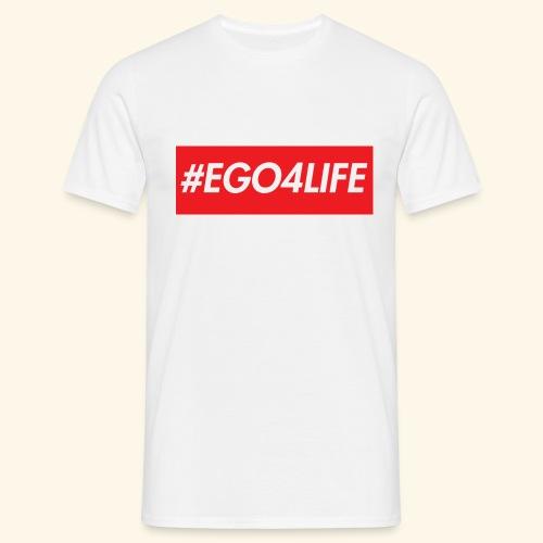 EGO4LIFE - T-skjorte for menn