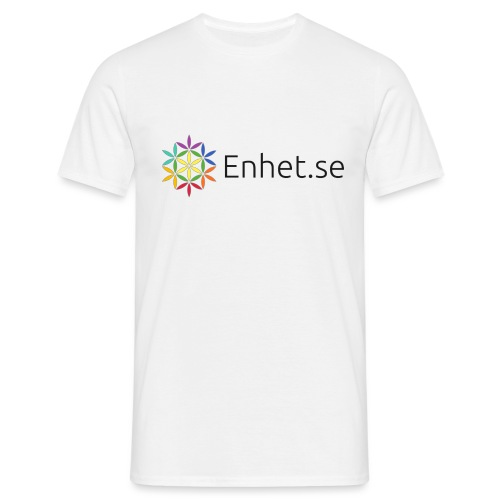 Enhet.se - T-shirt herr