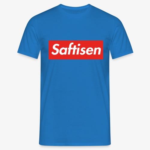Saftisen Logo - T-shirt herr
