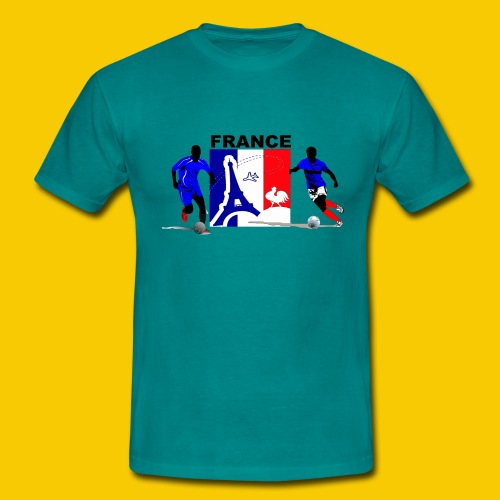 BLEU BLANC ROUGE - T-shirt Homme
