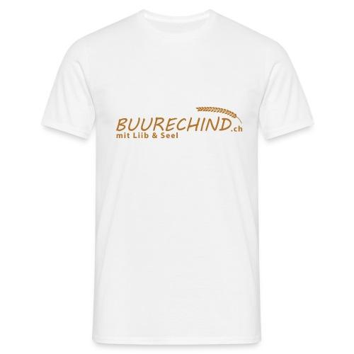 Buurechind.ch - Kollektion - Männer T-Shirt