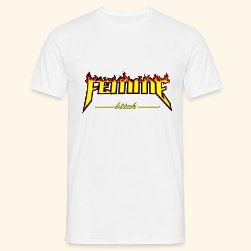 Femme.bitch - Men's T-Shirt
