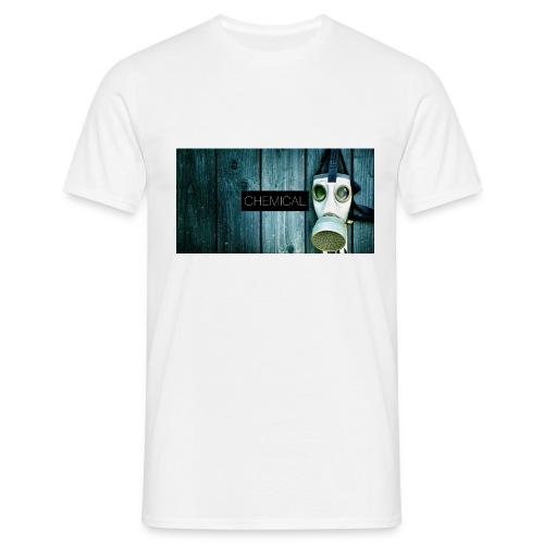 Gas - Maglietta da uomo