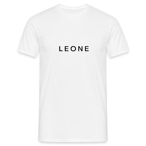 Leone Luxury × Chic - Maglietta da uomo