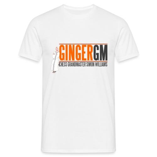 Ginger GM Logo - Men's T-Shirt