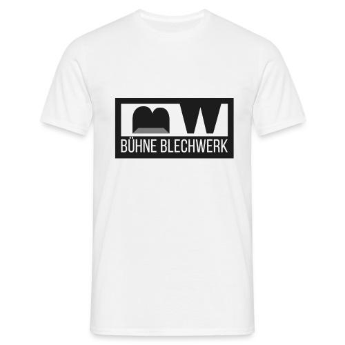 BBW logo - Männer T-Shirt