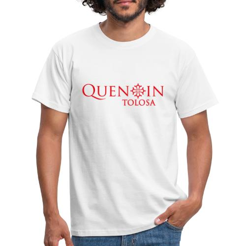 QUENTIN TOLOSA rouge - T-shirt Homme