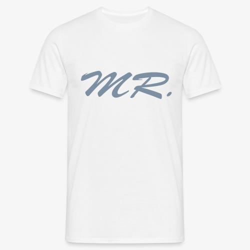 Mr. - Männer T-Shirt